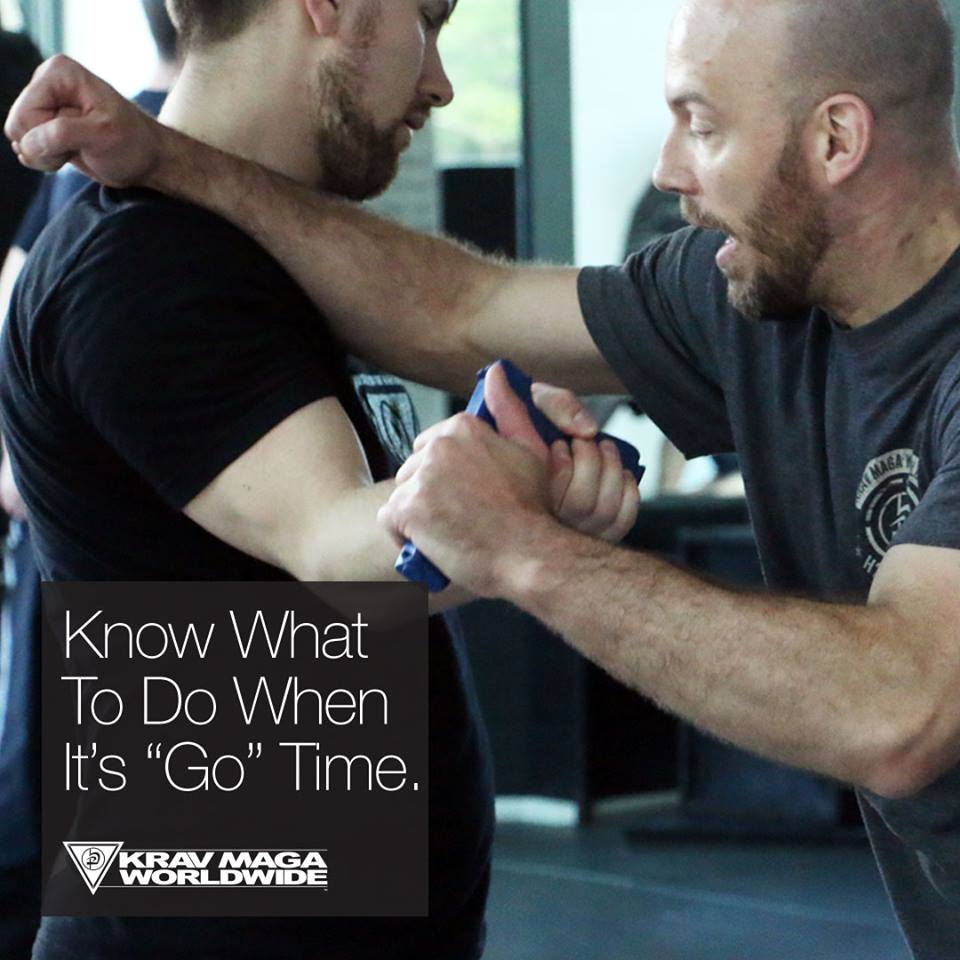 "Know What To Do When It's ""Go"" Time."