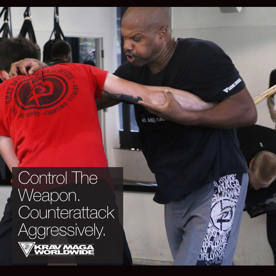 Control The Weapon. Counterattack Aggressively.