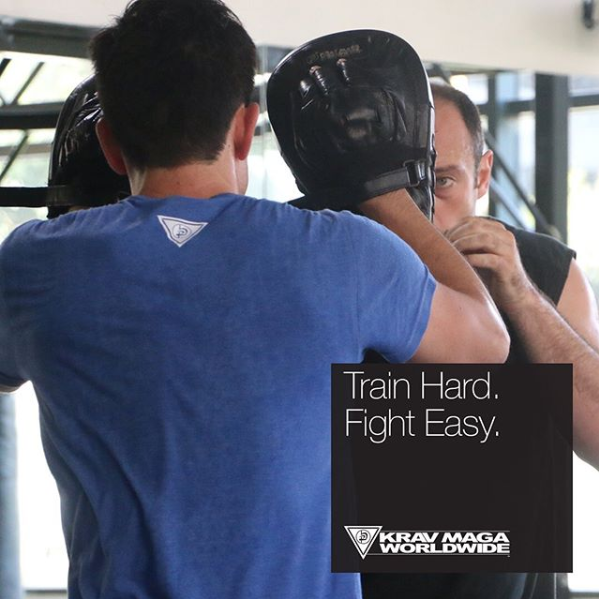 Train Hard. Fight Easy.