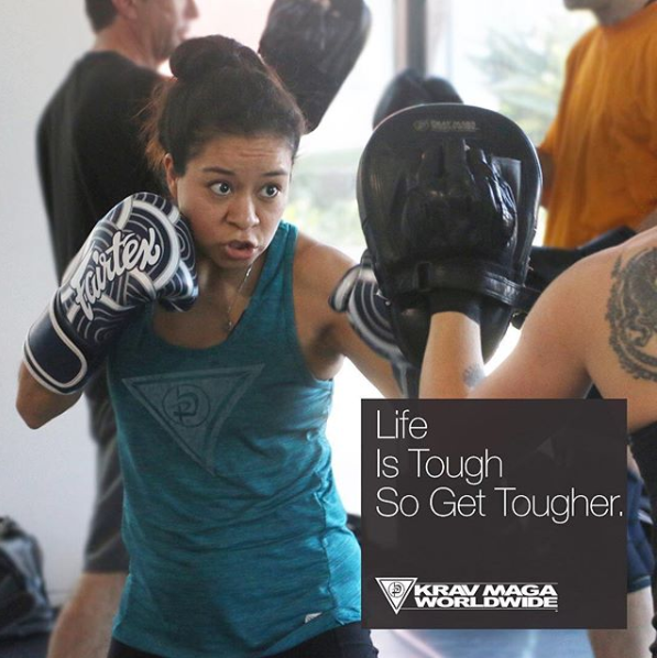 Life Is Tough So Get Tougher.