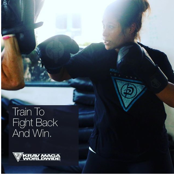 Train To Fight Back And Win