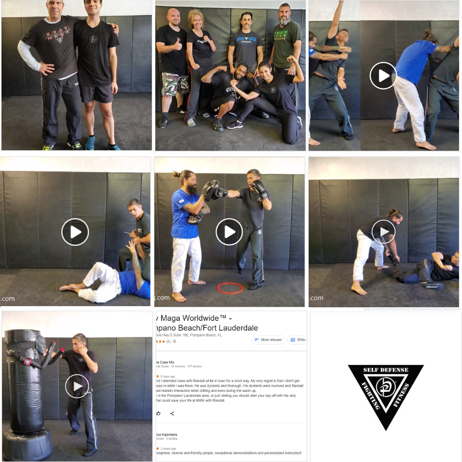 Krav Maga newsletter