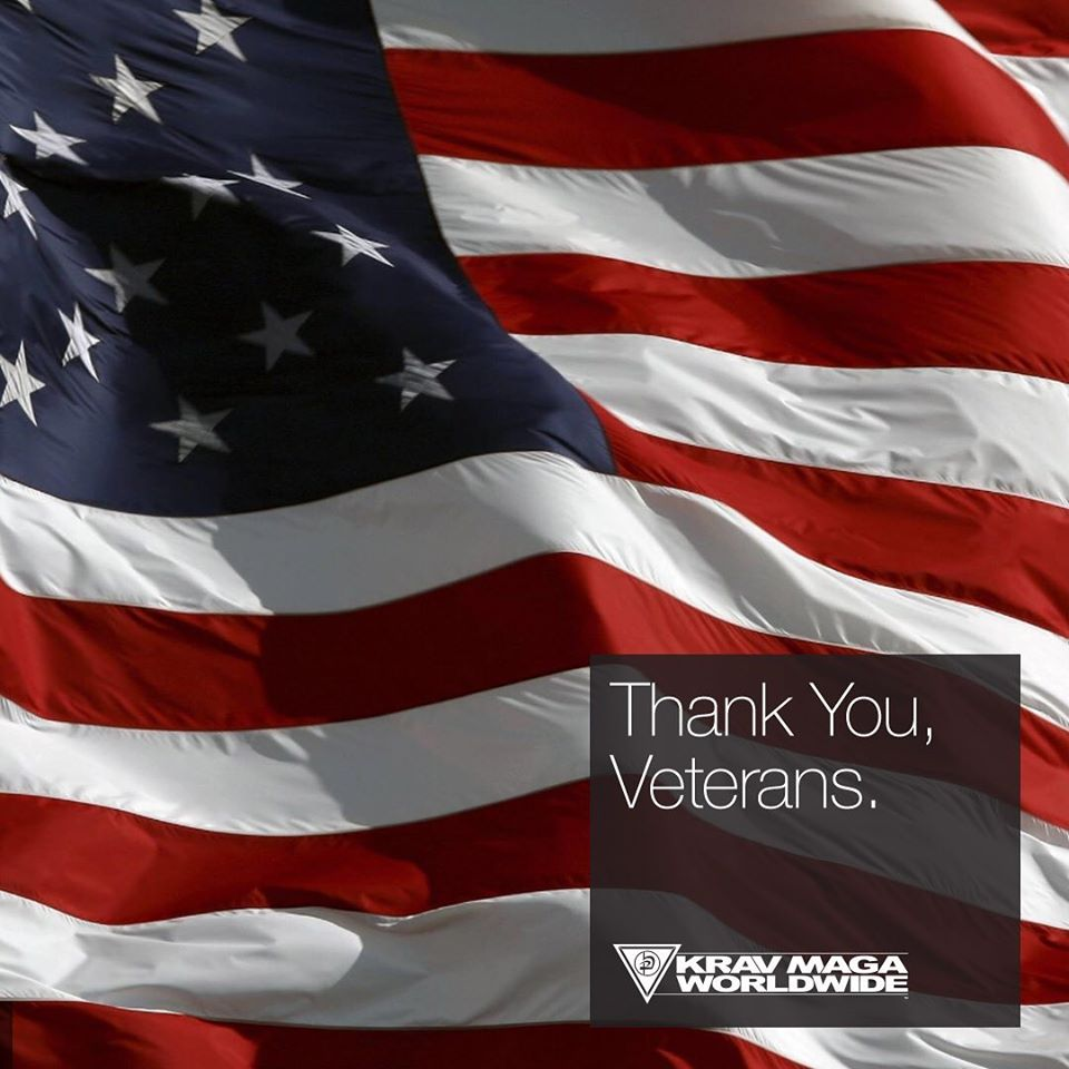Thank you, Veterans.