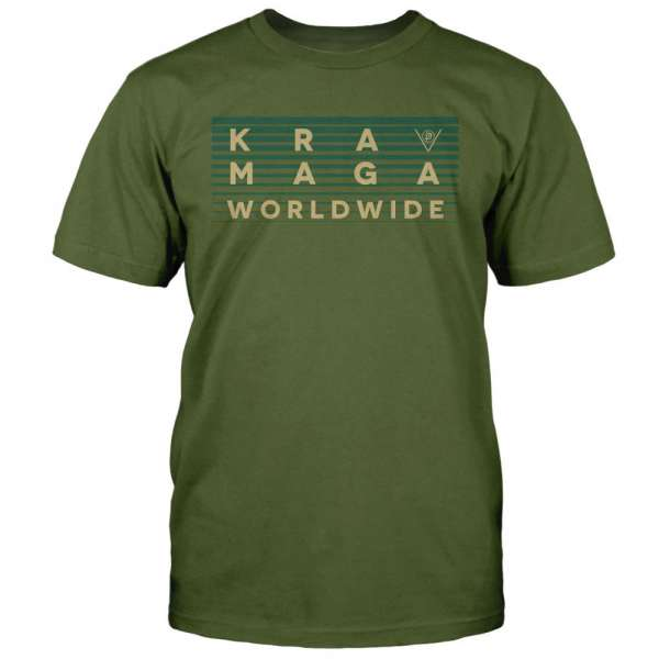 Krav Maga STYX Athletic Tee