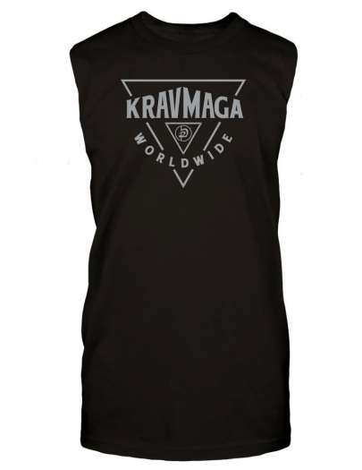 Krav Maga Worldwide Sleeveless Competitor Tee