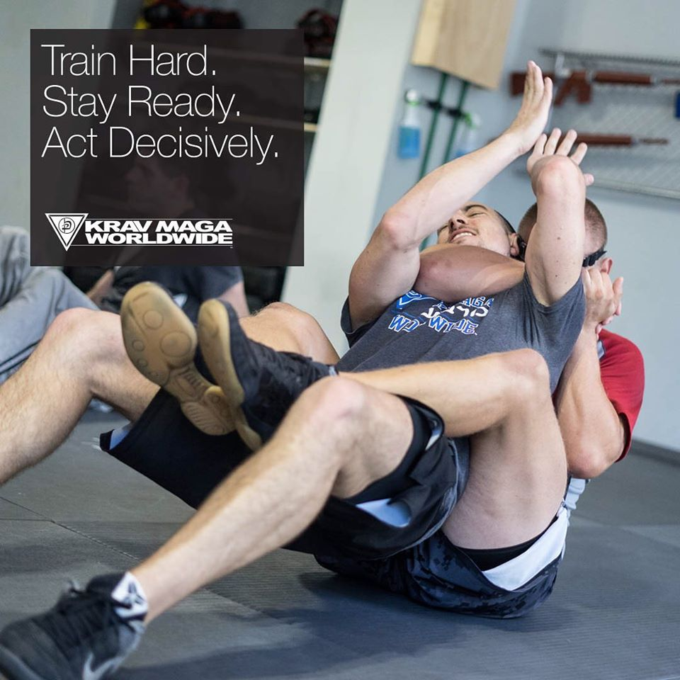 Train Hard. Stay Ready. Act Decisively.
