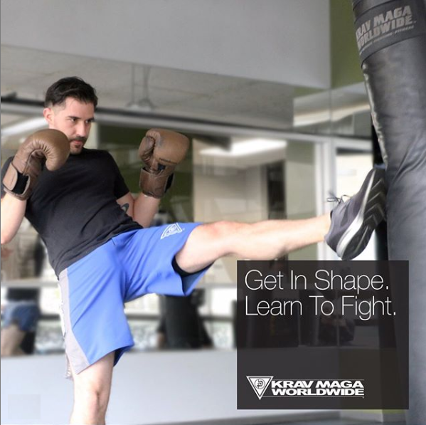 Get In Shape. Learn To Fight.